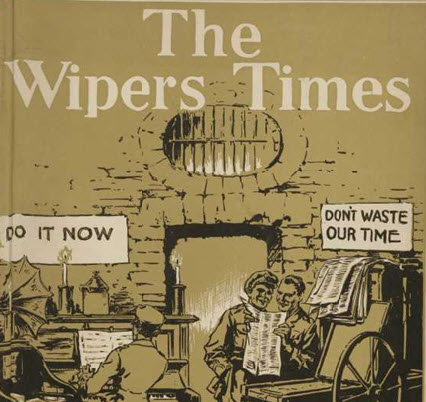 It was The Wipers Times