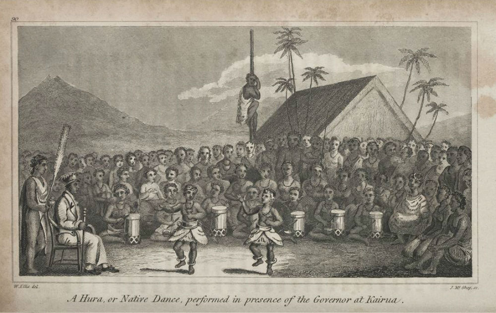 Dance with the Devil: William Ellis, missionary, and Hawaiian hula