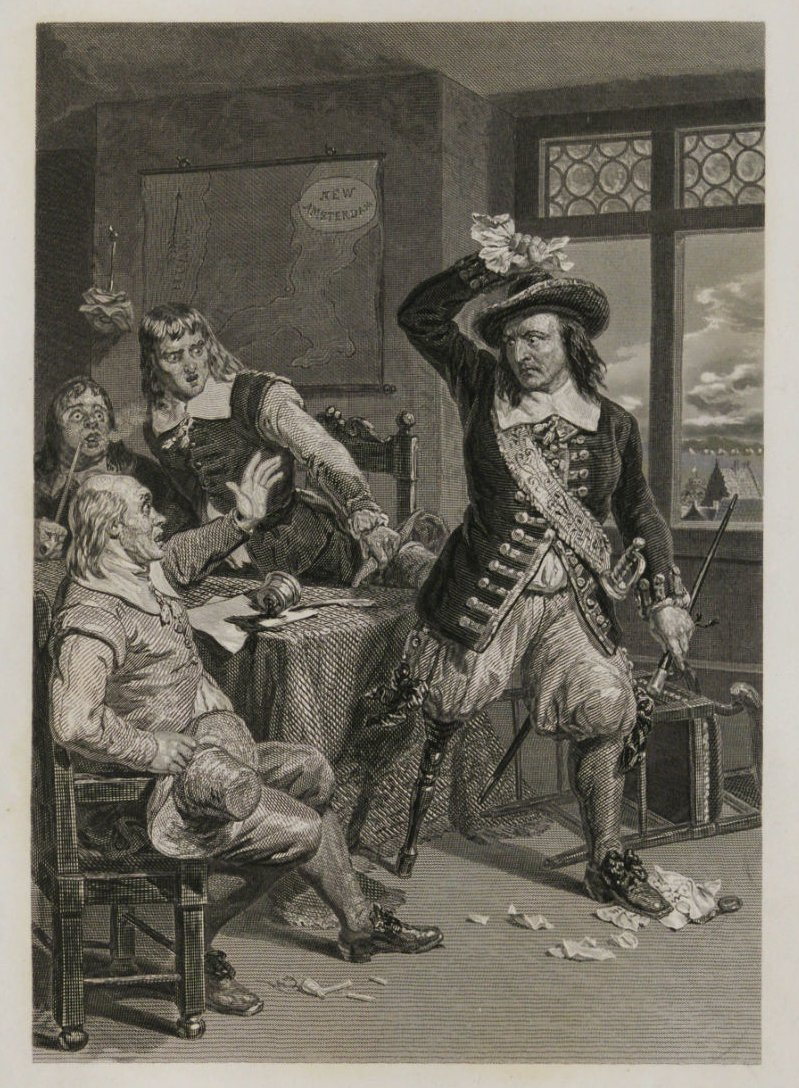 'All people shall continue free Denizons': New Amsterdam becomes New York