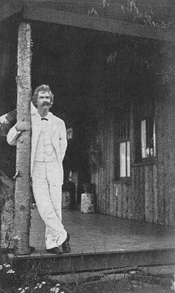 Mark Twain's Benevolence
