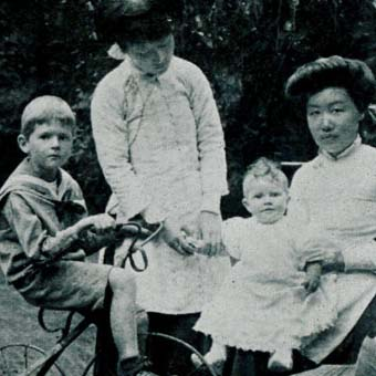 Bathing Parades and Bicycles: The Life of a Missionary Family in Japan