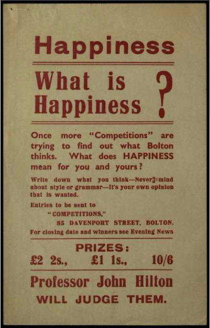 What is Happiness?