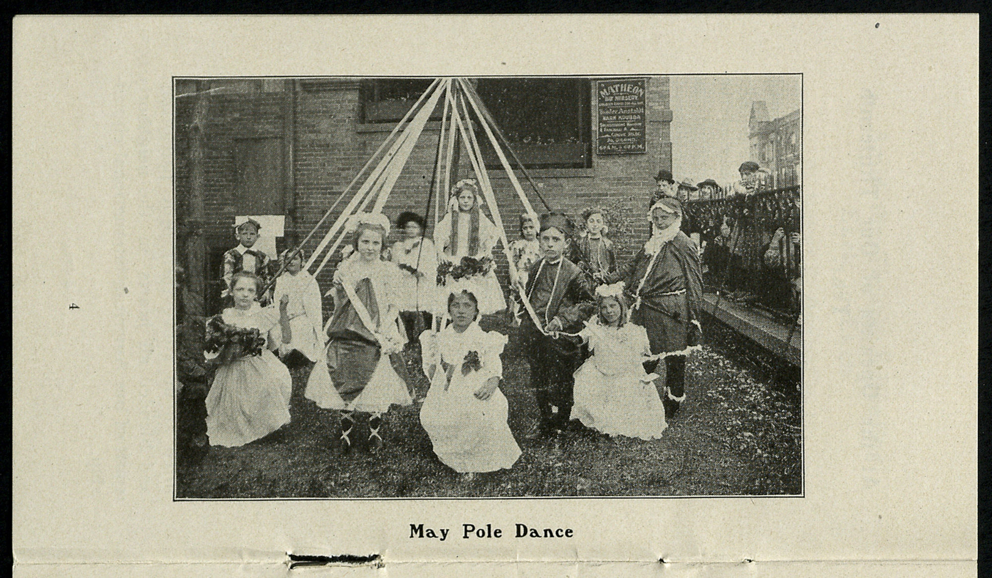 Celebrating May Day, and all it Meant To Chicago Commons