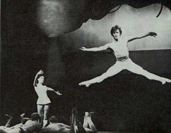 Male Model, Nureyev Type: from Soviet Defector to Pop Culture Icon