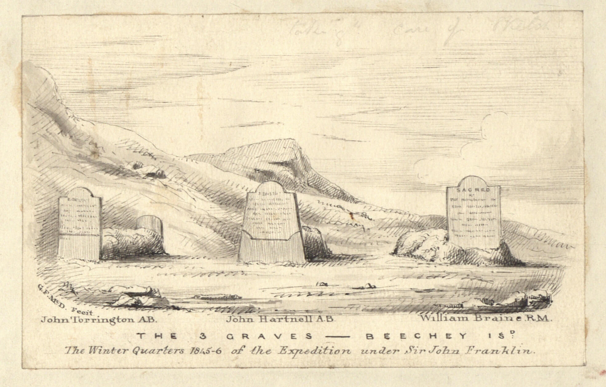 """""""…the slumbering past"""": Revisiting Franklin's Lost Expedition"""