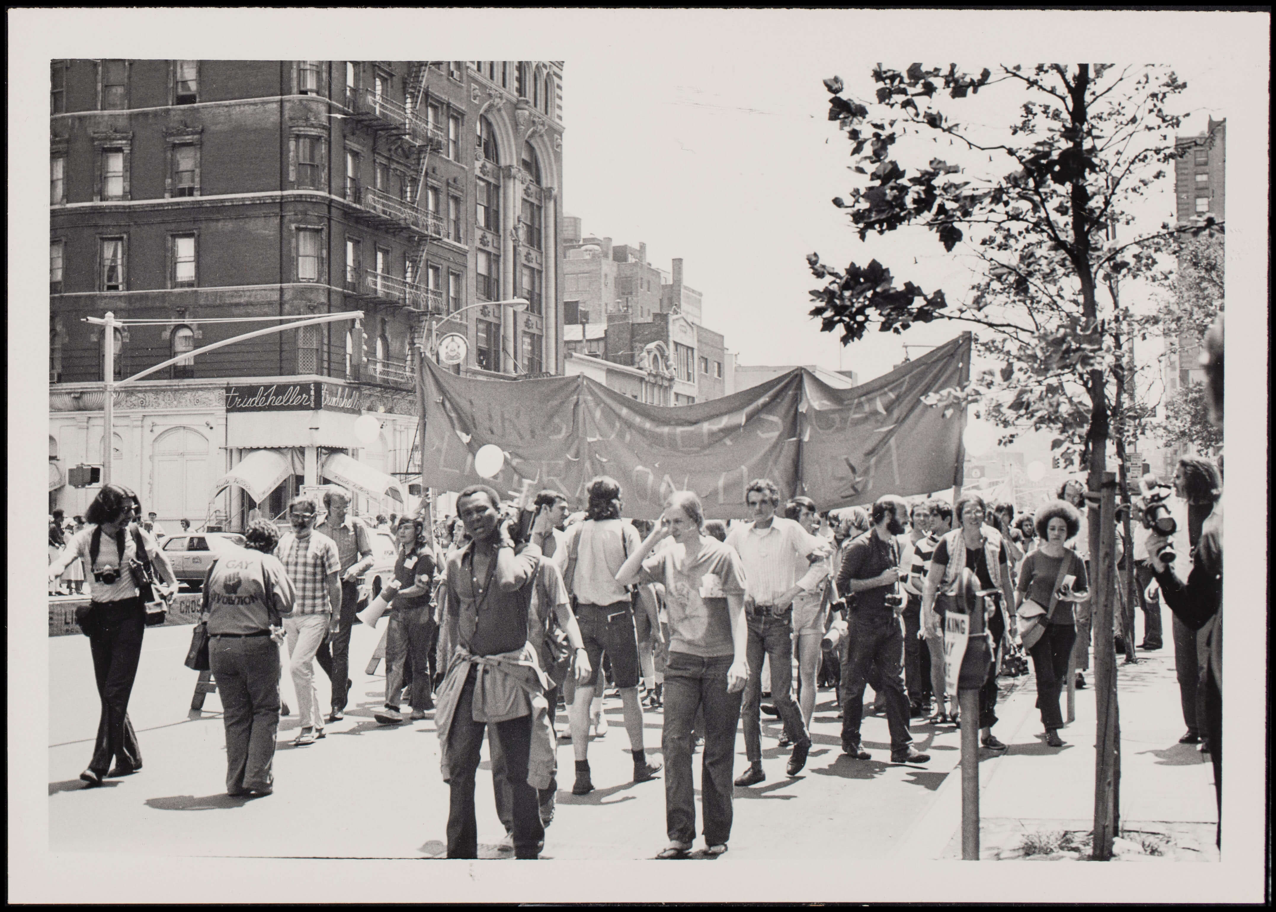 Self-Expression, Community and Identity: Remembering Stonewall