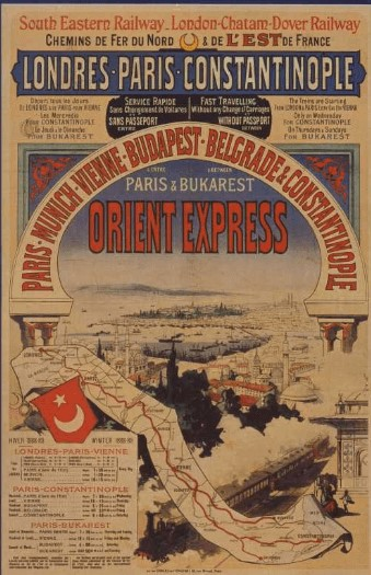 International Spies and French Royalty: 'The Mystique of the Orient Express'