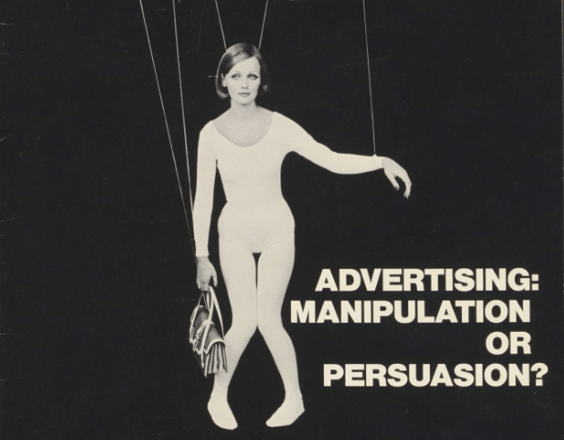 Advertising: manipulation, persuasion, information or experience enhancer?