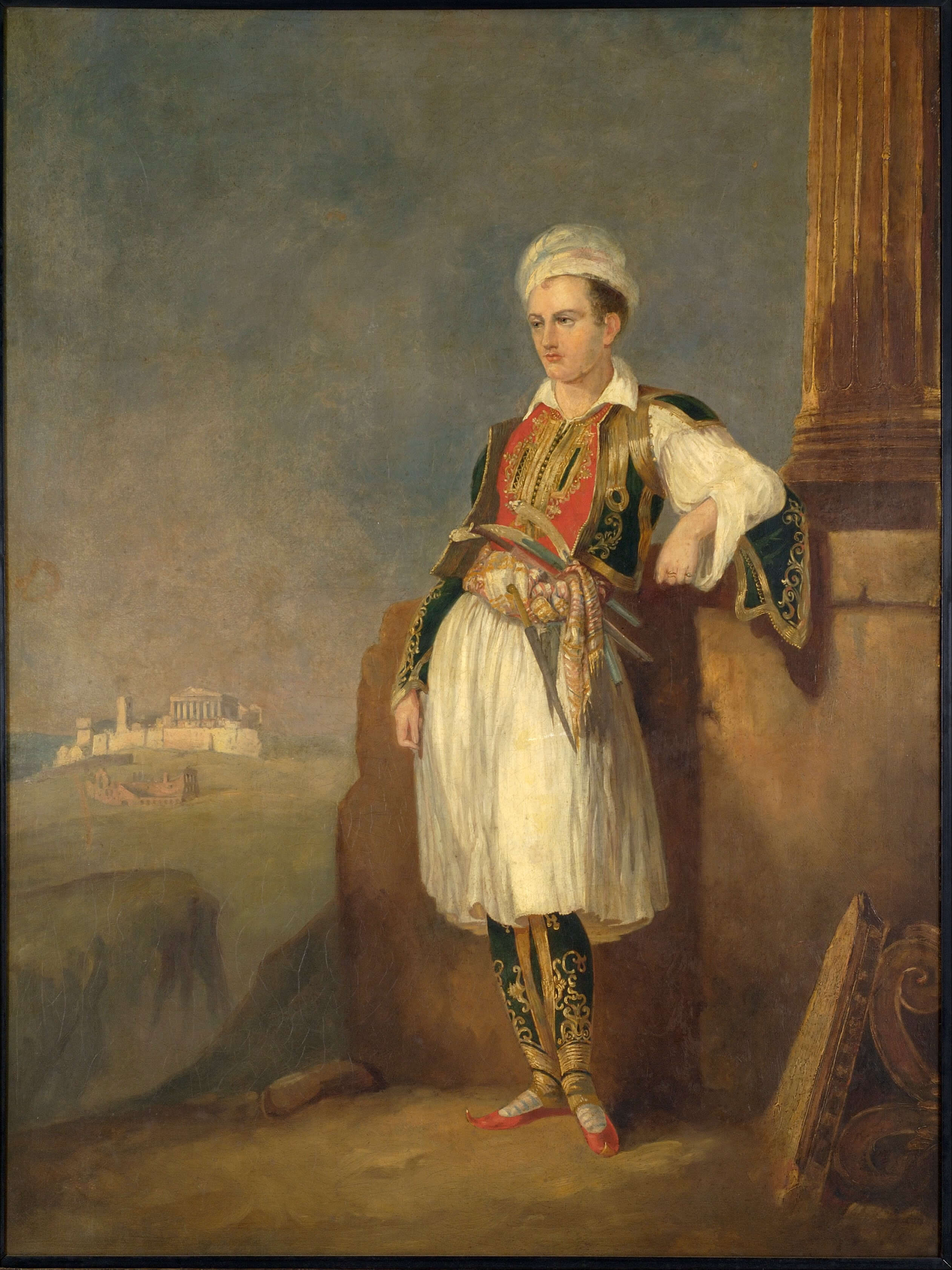 Excerpts of a young Baron's travelogue: Byron and Hobhouse in Mediterranean Europe