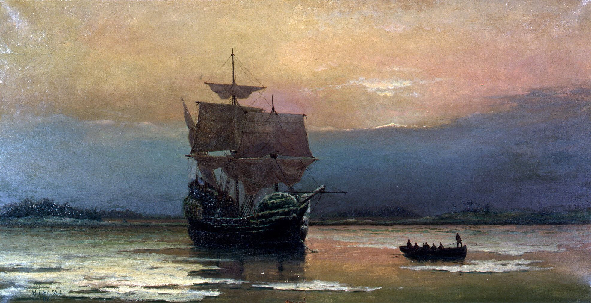From the Mayflower to Massachusetts Bay: Colonial America V