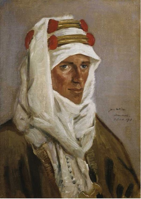 A Global Conflict; Lawrence of Arabia and the Arab Revolt