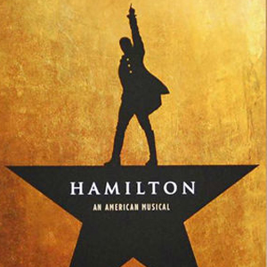 Jesus Christ, this will be fun! Alexander Hamilton on stage
