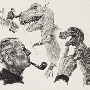 Jurassic World's Fairs: When Dinosaurs Ruled the Expos