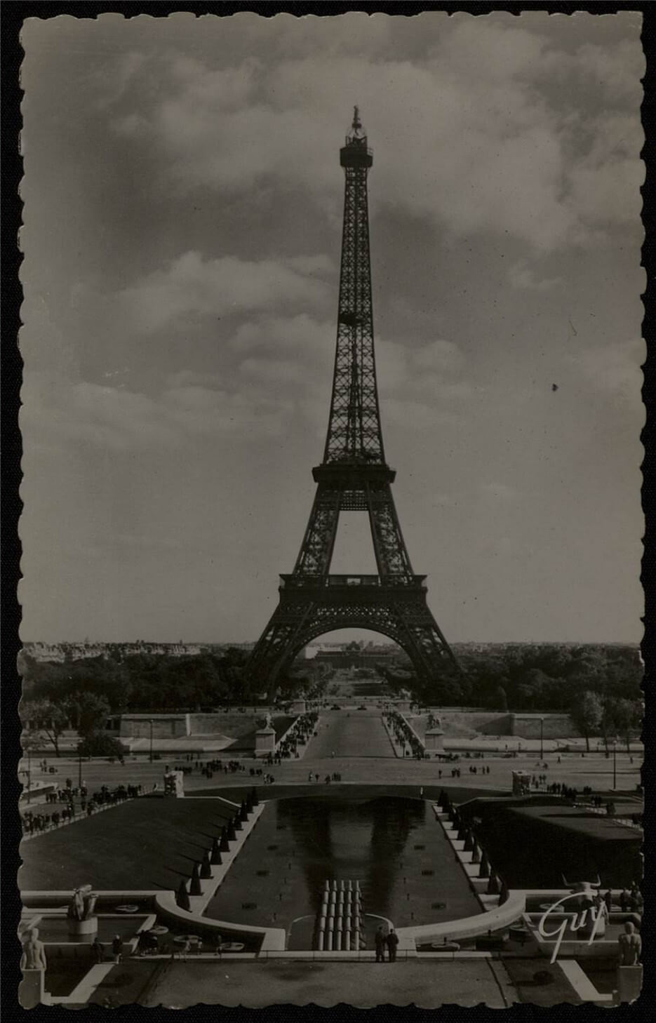 Postcards from Paris: From lockdown to liberation under Nazi occupation