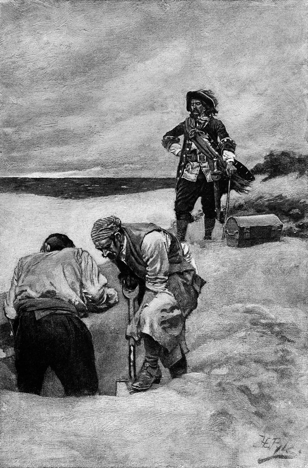 In Search of Captain Kidd's Lost Treasure