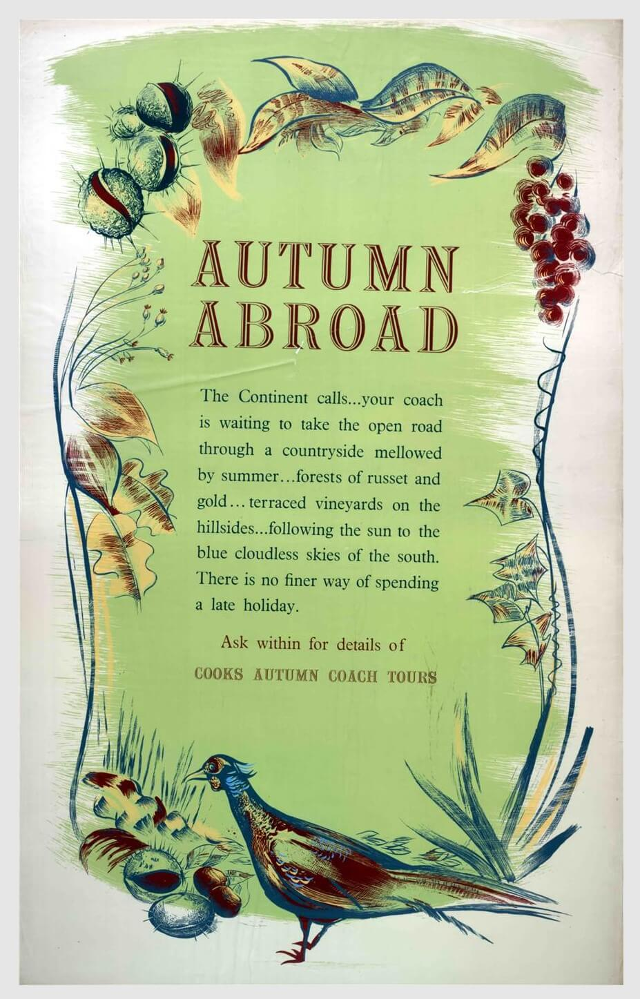 An Autumn Abroad