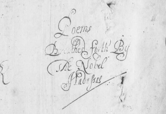 """""""A Solitary Discourse""""?: The manuscript of Hester Pulter"""