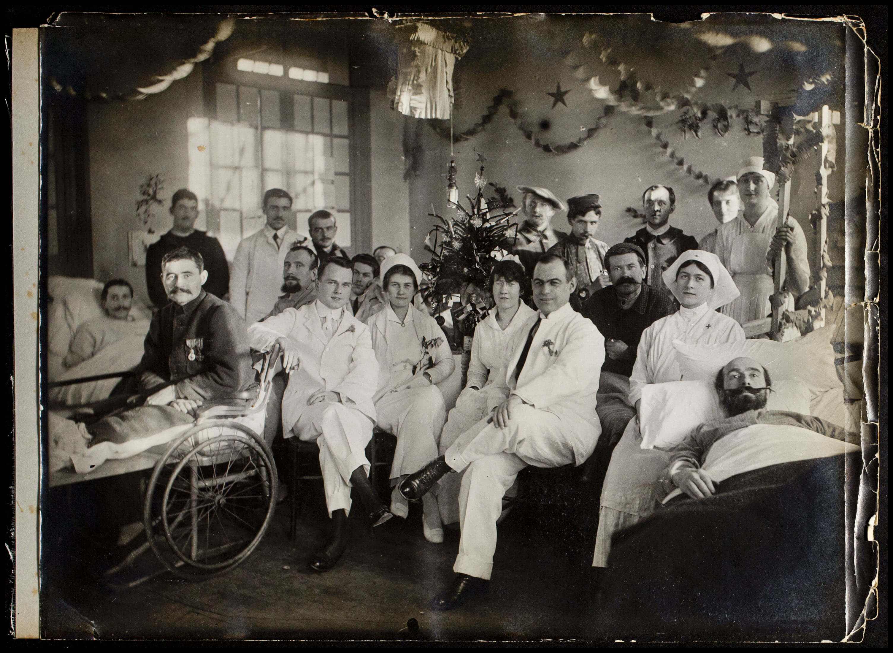 Another Christmas in the Trenches