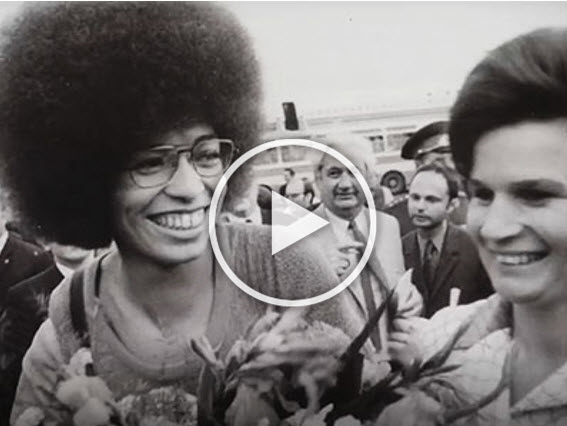 Our Friend Angela Davis