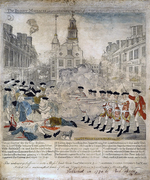 Defending the Enemy: John Adams and the Boston Massacre of 1770